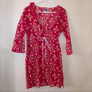 Mudpie Cotton Swim Cover Up Dress